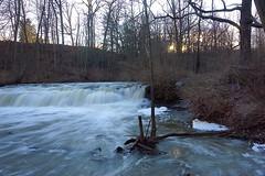 A Wacky Afternoon (+David+) Tags: waterfall corbettsglen wackyday postcardfalls