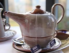 (Gerlinde Hofmann) Tags: germany pub village tea handmade beverage thuringia pottery getränk schmiedefeld gastinger
