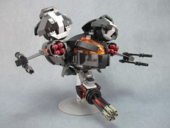 Ein Redux Sphex P-Type 02 (Messymaru) Tags: original ship lego space moc starfighter einhander messymaru