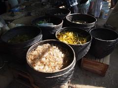 "Local market at Inle Lake (Myanmar 2013) (paularps) Tags: travel nature asia flickr fishermen culture natuur buddhism temples myanmar inlelake inle birma pagodas cultuur reizen azië ""paul travel"" arps ""olympus 2013 ""adventure stiltedhouses paularps arps"" epl"""