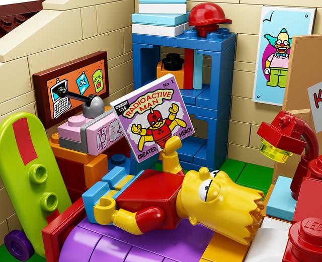 Lego - 71006 The Simpsons House 辛普森的家
