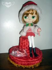 Merry (late) Xmas, Dagmar Gina!