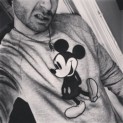 "Mickey selfie. I prefer to stick with the classics. #mickeymouse #disney #creative • <a style=""font-size:0.8em;"" href=""https://www.flickr.com/photos/62467064@N06/12206711284/"" target=""_blank"">View on Flickr</a>"