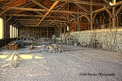 Berlin NV mill building Topaz2 (Walt Barnes) Tags: statepark building history mill architecture canon vintage eos mine nevada structure historic ghosttown hdr topaz stampmill berlinichthyosaurstatepark 60d canoneos60d topazadjust eos60d 30stampmill wdbones99