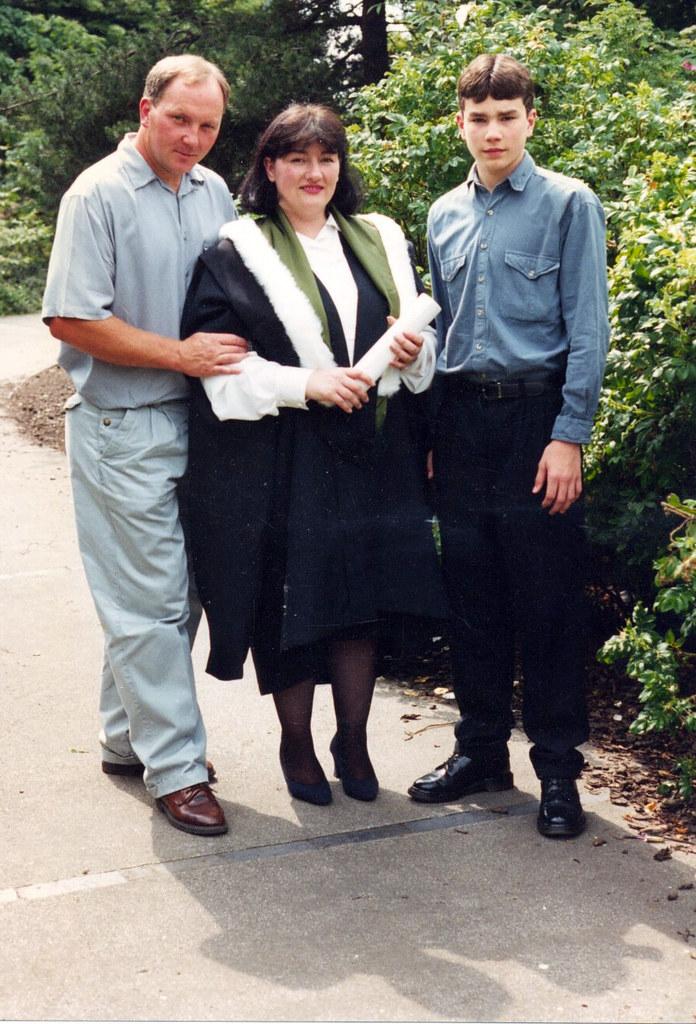 John and Gina Hope 1990s