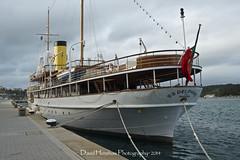 SS Delphine - Mahon Harbour (Digidiverdave) Tags: landscape spain menorca baleares davidhenshaw
