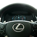 "Lexus-IS350-steering-wheel • <a style=""font-size:0.8em;"" href=""https://www.flickr.com/photos/78941564@N03/13240236614/"" target=""_blank"">View on Flickr</a>"