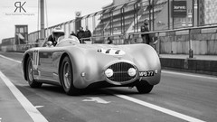 HW ALTA Jaguar Streamliner (Raoul Automotive Photography) Tags: bw white black 1948 logo photography kroes sony automotive f1 motors alta jaguar tamron walton gp rk a77 hw raoul streamliner nurburgring hersham johnheath georgeabecassis