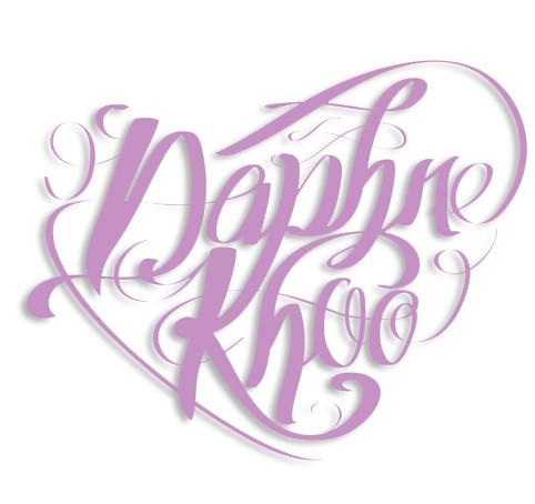 Daphne Khoo Signature
