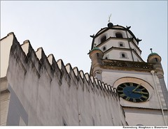 Ravensburg, Waaghaus und Blaserturm (to.wi) Tags: building turm gebude ravensburg historisch badenwrttemberg waaghaus blaserturm towi