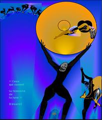Féminité de la lune 8 b