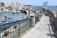 Puerto de las Galletas (carlosoliveirareis) Tags: travel tourism marina island canary
