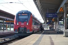 DB BR 442 345, Rostock Hauptbahnhof // Identiteitscrisis