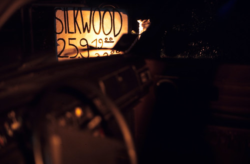 """Filmwerbe-Dia """"Silkwood"""" (06) • <a style=""""font-size:0.8em;"""" href=""""http://www.flickr.com/photos/69570948@N04/19448439468/"""" target=""""_blank"""">View on Flickr</a>"""