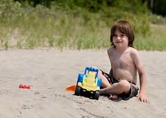 Fun In the Sun (BishRocks) Tags: boy people lake ontario beach kid sand nikon georgianbay d750 hd nikkor polarizer f28 hoya 105mm 105mmf28 tinytownship wahnekewaningbeach wahnekewaning nikond750 sandwaterlakeboypeople