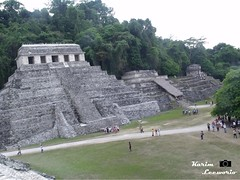 Civilizacin. (kleeworio) Tags: maya selva palenque chiapas piramide arqueologia arqueologica