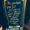England - Pub Sidewalk Sign 4 (roger4336) Tags: england beer sign pub guinness sidewalk bier chalkboard blackboard 2015 supportgroup