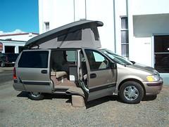 GTRV Chevy Ventura-Uplander Passenger Side Top Extended