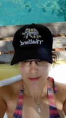 Pool time (Yukkuriko) Tags: me pool thailand swimmingpool ich khaolak  bearbeitet bangniang sdthailand