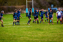 Witney 3's vs Swindon College-1123