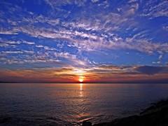Horizonte (Antonio Chacon) Tags: andalucia amanecer marbella málaga mar mediterráneo costadelsol cielo españa spain sunrise