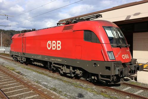 ÖBB 1116 040-7 Norberet, Kufstein