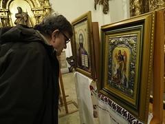 Octavario por la Unidad de los cristianos _ 151 (Iglesia en Valladolid) Tags: parroquiaortodoxadesanjoaquínysantaana capilladelacongregación icono iconos