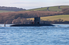 HMS Torbay 22nd December 2016 #10 (JDurston2009) Tags: hmstorbay plymouthsound s90 ssn trafalgarclass attacksubmarine plymouth royalnavy submarine warship