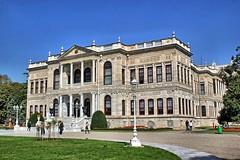 Dolmabahçe Palace (Ray Cunningham) Tags: dolmabahçe palace istanbul turkey hdr
