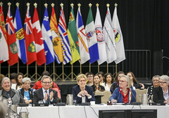 038A9608 Premier Kathleen Wynne spoke at the National Indigenous Women's Summit. (Ontario Liberal Caucus) Tags: internationalwomensday indigenous indigenouswomen naidooharris zimmer