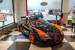 Another Veyron (Reece Garside Photography) Tags: orange black london history car bug record bugatti supercar veyron worldrecord bugattiveyron grandsport hypercar