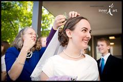 Ben & Ariana - 68 (inneriart) Tags: wedding woman man cute male love female religious photography groom bride utah