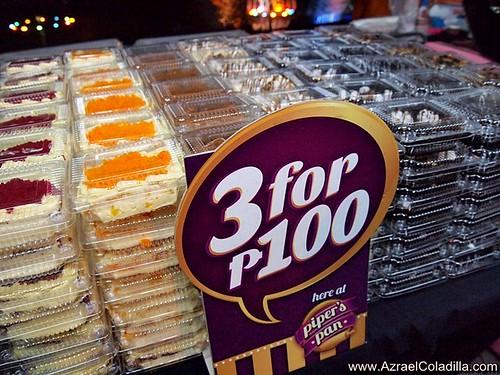 Fiesta Bahia food market in SM Mall of Asia - photos by Azrael Coladilla