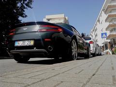 Aston Martin V8 Vantage Roadster (VtorFaria) Tags: martin v8 aston vantage roadster v8v