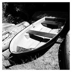 Boat (Maggie's Camera) Tags: wales boat harbour dry lowtide pembrokeshire porthclais