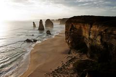 The Twelve Apostles (Leighton Wallis) Tags: beach rocks waves australia victoria cliffs vic greatoceanroad twelveapostles 12apostles stacks portcampbellnationalpark
