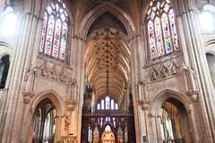 Ely Cathedral (tomas_albergo) Tags: travel cambridge summer england glass architecture pembroke scotland europe university gothic engineering philosophy stained study kings abroad physics academics programme microelectronics