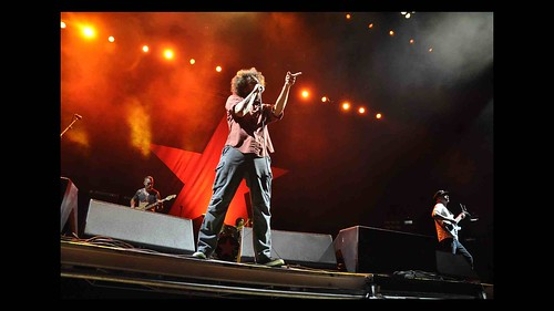 Rage Against the Machine - Live in 2012