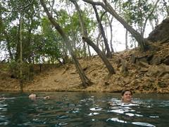 Poço Azul - Formosa (jmarconi) Tags: lake water pool água azul lago well cerrado lagoa formosa goiás poço salobrinho