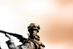 Made in China I (Nestor_PS) Tags: usa soldier marine war iraq