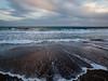 Se acaba el verano -5- pero no el calor .... (monsalo) Tags: atardecer mar mediterraneo playa nubes moraira monsalo