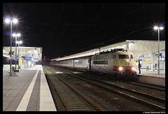 DB 103 235 + IC 118,  Münster 21-09-2013 (Henk Zwoferink) Tags: salzburg 120 ic br 103 münster 155 henk 119 118 235 zwoferink 21092013