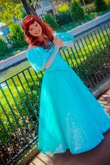 Ariel (abelle2) Tags: ariel epcot princess disney disneyworld mermaid wdw waltdisneyworld disneyprincess thelittlemermaid princessariel internationalgateway