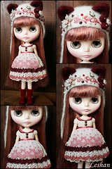UPDATE!!!! (GONE) Special Outfit for Blythe :)