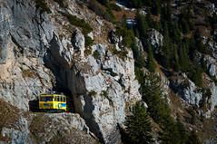 The Wendelstein Rack Railway (Explore) (svenpetersen1965) Tags: mountains alps bavaria railway rack cog wendelstein