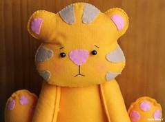 Safri (Nanistore) Tags: artesanato feltro tigre leo girafa elefante hipoptamo decoraoinfantil decoraofestainfantil nanistore bichinhosdafloresta