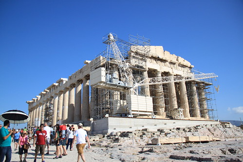 Parthenon - Acropolis of Athens