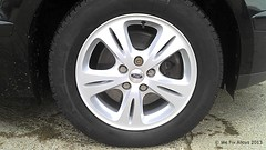 "Ford S Max alloy wheel finished in standard silver by We Fix Alloys • <a style=""font-size:0.8em;"" href=""http://www.flickr.com/photos/75836697@N06/11025651525/"" target=""_blank"">View on Flickr</a>"