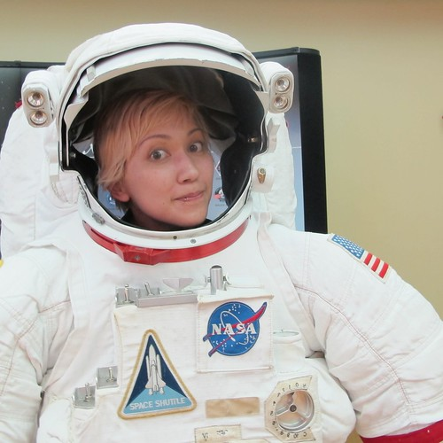 Stennis Space Center: Melissa as astronaut