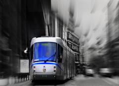Wrocław - Tramwaj nr 7 na Marino (Arrnau) Tags: poland polska tramwaj wrocław breslau